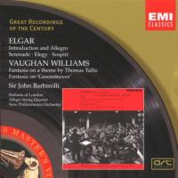 Elgar: Introduction and Allegro, Serenade etc | Barbirolli et al