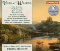 Vaughan Williams: Complete Concertos | Bryden Thomson, London SO