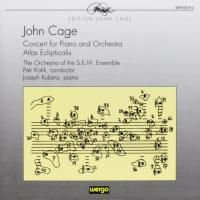 Cage: Concert for Piano and Orchestra, etc | Kotik, Kubera, et al