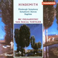 Hindemith: Pittsburgh Symphony etc | Yan Pascal Tortelier, BBC PO