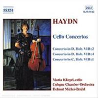 Haydn: Cello Concertos | Maria Kliegel, Helmut MullerBruhl, Cologne CO