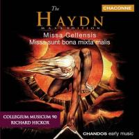 Haydn: Missa Cellensis etc | Richard Hickox, Collegium Musicum 90 et al