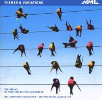 Themes & Variations  Variations by Nineteen British Composers | BBC SO