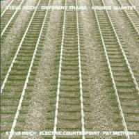 Reich: Different Trains, Electric Counterpoint | Kronos Quartet, Metheny