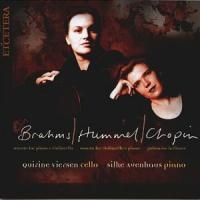 Brahms, Hummel: Sonatas for Cello & Piano; Chopin etc | Viersen, Avenhaus