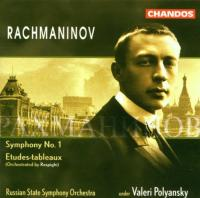 Rachmaninov: Symphony no 1, Etudes Tableaux | Polyansky, Russian State SO