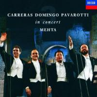 The Three Tenors | Carreras, Domingo, Pavarotti, Mehta (speciale uitgave)