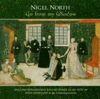 Nigel North  Go from my Window SACD (Hybride|Stereo) (speciale uitgave)