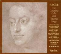 Purcell: The Complete Odes and Welcome Songs | Robert King (speciale uitgave)