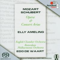 Mozart, Schubert: Opera & Concert Arias  Elly Ameling SACD  (Hybride|Stereo|5.1)