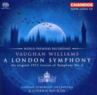 Vaughan Williams: London Symphony  Hickox SACD (Hybride|Stereo|5.1) (speciale uitgave)