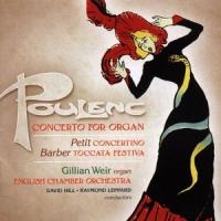 Poulenc: Concerto for Organ etc  Gillian Weir SACD (Hybride|Stereo|5.1) (speciale uitgave)