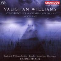 Vaughan Williams: Symphony Nos. 6 & 8  Hickox SACD (Hybride|Stereo|5.1) (speciale uitgave)