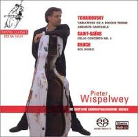 Tchaikovsky: Rococo Variations;  et al | Sepec, Wispelwey SACD (Hybride|Stereo|5.1) (speciale uitgave)