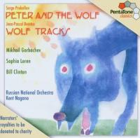 Prokofiev: Peter and the Wolf, etc.  Russian National Orchestra|Nagano SACD (Hybride|Stereo|5.1) (speciale uitgave)