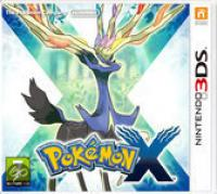 Pokemon: X