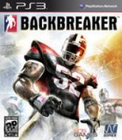 Back Breaker Ps3