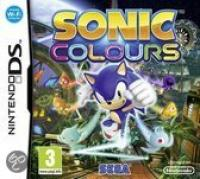 Sonic Colours  NDS