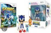 Sonic Colours + Figurine