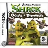 Shrek: Ogres And Dronkeys