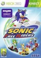 Sonic Freeriders  Kinect