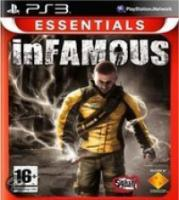 InFamous  Essentials Edition
