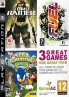 Games Aid, Charity Triple Pack