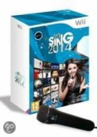 Let's Sing 2014 + 1 Microphone  Wii
