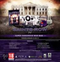 Saints Row IV  Collector's Edition