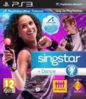 SingStar + Dance  PlayStation Move