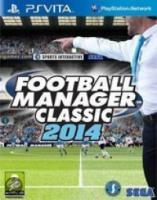 Football Manager Classic 2014  PSP Vita