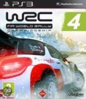 WRC, FIA World Rally Championship 4  PS3
