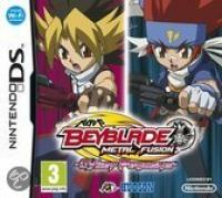 Beyblade, Metal Fusion + Spinning Top Nds