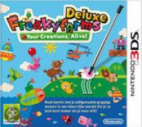 Freaky Forms Deluxe: Your Creations Alive