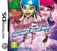 Monster High, Skultimate Roller Maze  NDS
