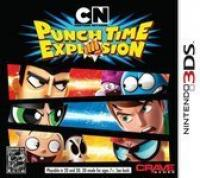Cartoon Network, Punch Time Explosion  3DS