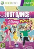 Just Dance: Disney Party  Xbox 360 Kinect