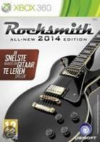 Rocksmith 2014 + Real Tone Cable  Xbox 360