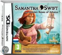Samantha Swift: And the Hidden Roses Of Athena