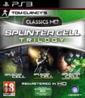 Tom Clancy's: Splinter Cell  HD Trilogy Edition