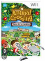 Animal Crossing: Let's Go To The City + Wii Speak