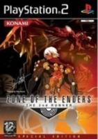 Zone of the Enders, 2nd Runner (Special Edition)  PS2