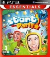 Start the Party!  PlaySation Move  Essentials Edition