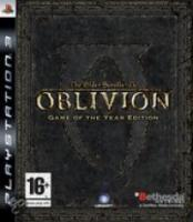 The Elder Scrolls 4  Oblivion Game Of The Year Edition