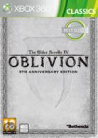 The Elder Scrolls 4: Oblivion  5th Anniversary Edition