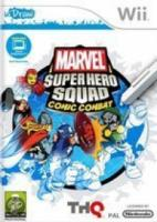 Marvel Super Hero Squad Comic Combat Udraw Only Nintendo Wii