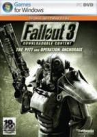 Fallout 3, The Pitt and Operation: Anchorage (AddOn) (DVDRom)