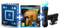 Sony PlayStation Move Starter Pack + Wonderbook + Diggs Nightcrawler