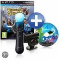 Sony Playstation Move Starterpack + Medieval Moves  PlayStation Move