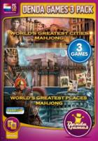 World's Greatest Cities + World's Greatest Places + World's Greatest Temples  Mahjong Bundle Edition